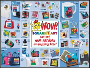 Square 1 Art