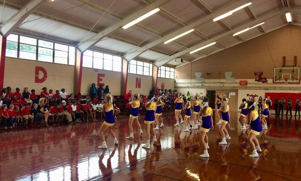 OC Cheerleaders