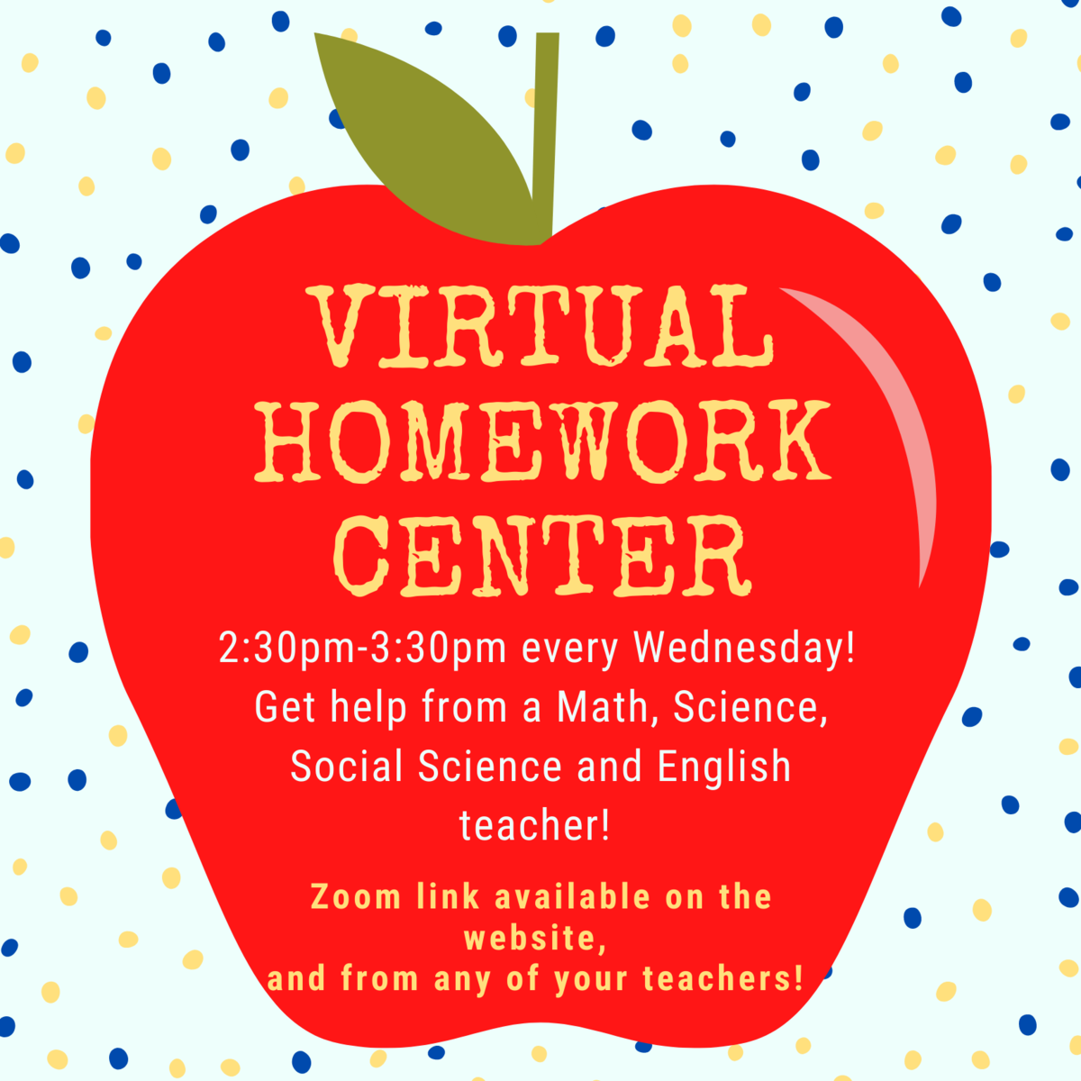 Virtual Homework Center