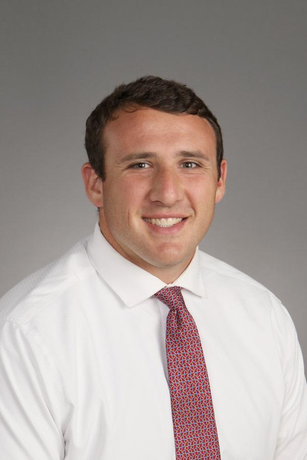 Athletic Director Liam Kirwan