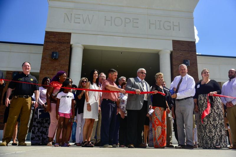 New Hope High Hosts Open House Featured Photo