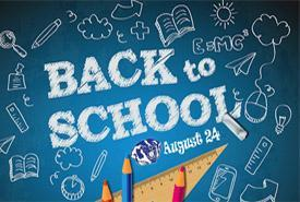 Welcome Back to School Featured Photo