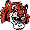 Aspen Elementary Tiger Mascot Clipart