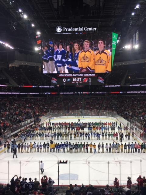 IHA Ice Hockey Represented at NJ Devils Game Thumbnail Image