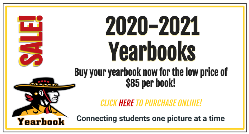 Yearbook price $85