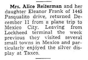 Newspaper, 1946