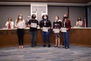 THS theatrical design team places 3rd in state Featured Photo