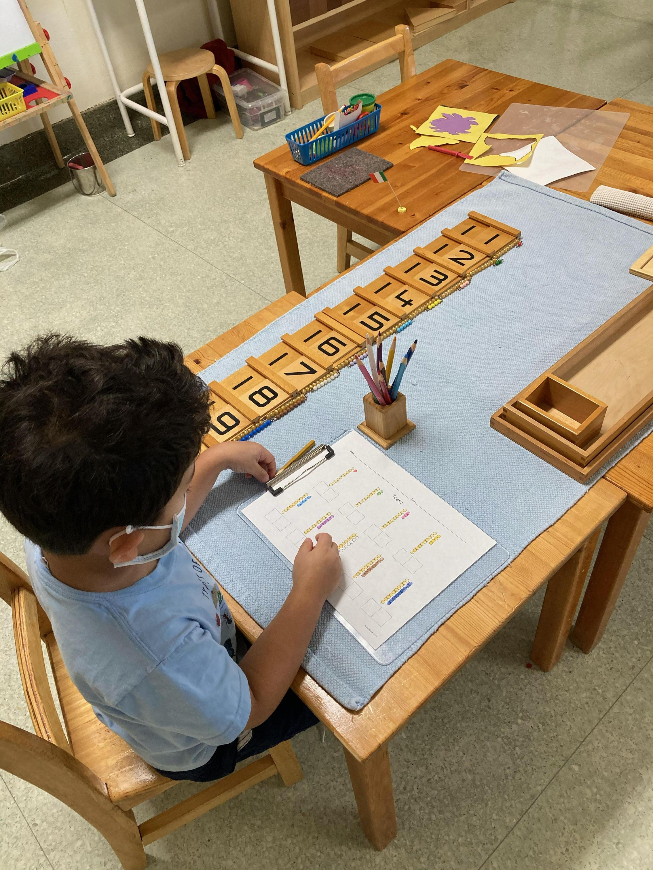 Montessori Photo