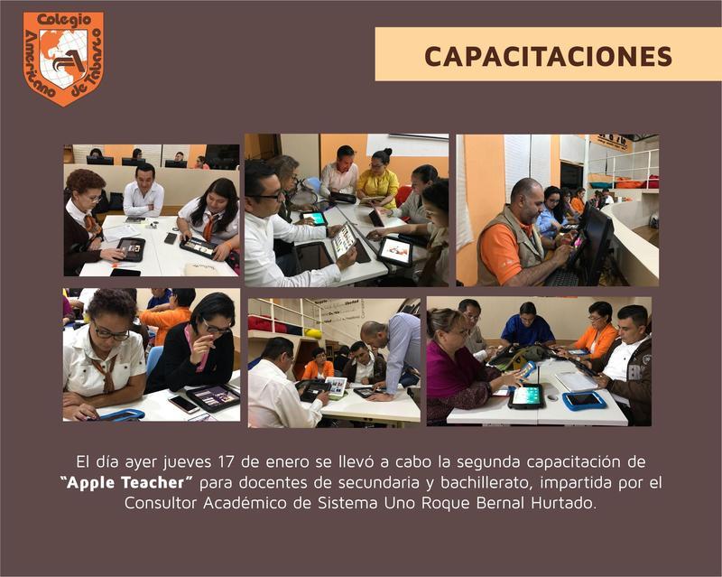 2da. Capacitación Apple Teacher Featured Photo