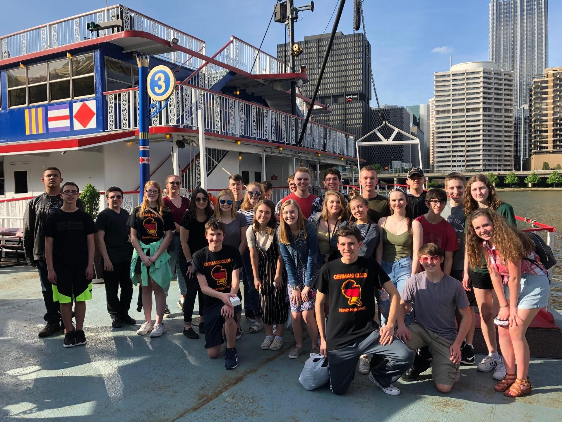 German Gateway Clipper Cruise on May 2, 2019