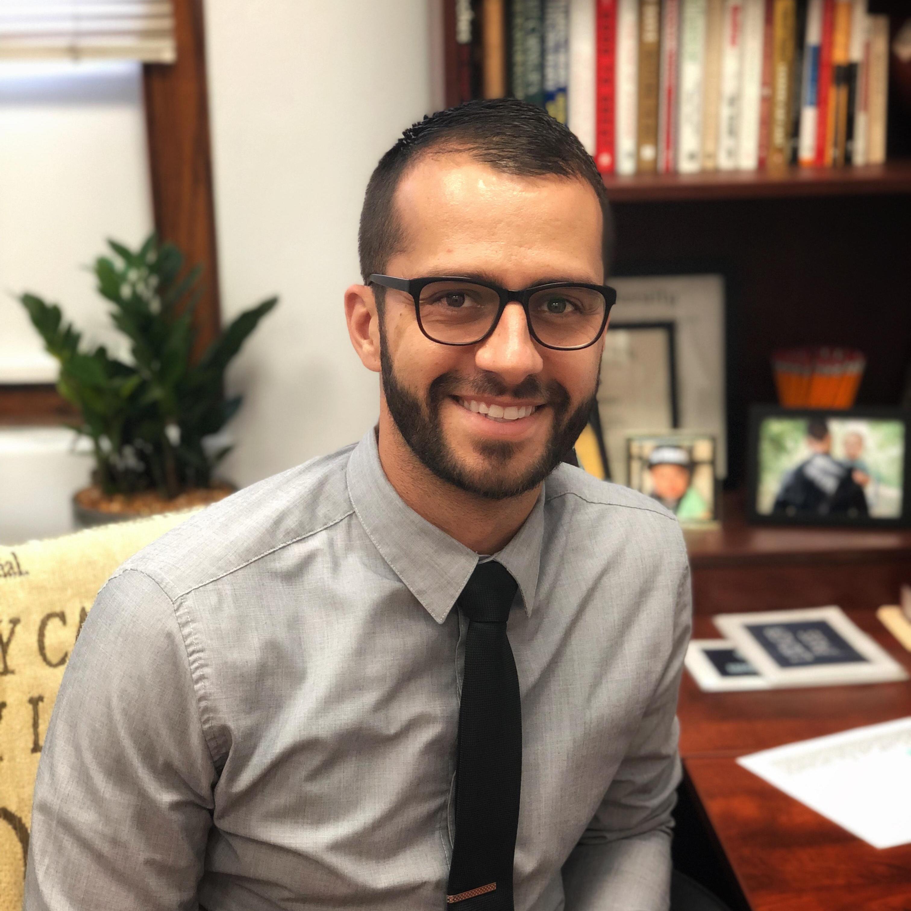 Ali Goljahmofrad's Profile Photo