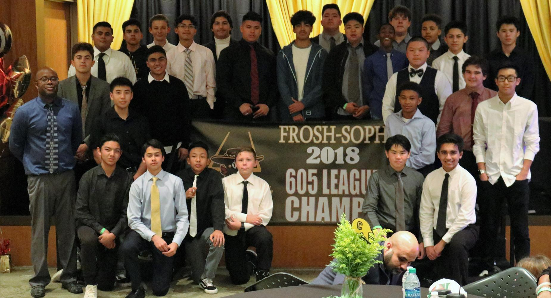 Football Banquet Pictures