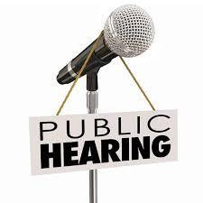 NOTICE OF PUBLIC HEARING REGARDING EXTENDED SCHOOL YEAR WAIVER REQUEST BY THE PARLIER UNIFIED SCHOOL DISTRICT Featured Photo
