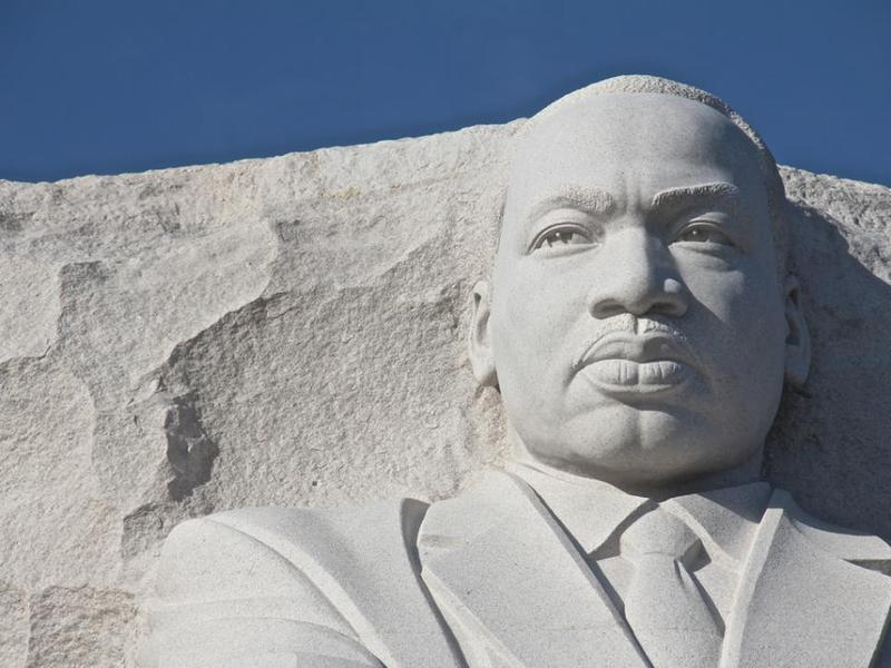 Bust of Martin Luther King, Jr.