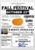 Fall Festival Announcement