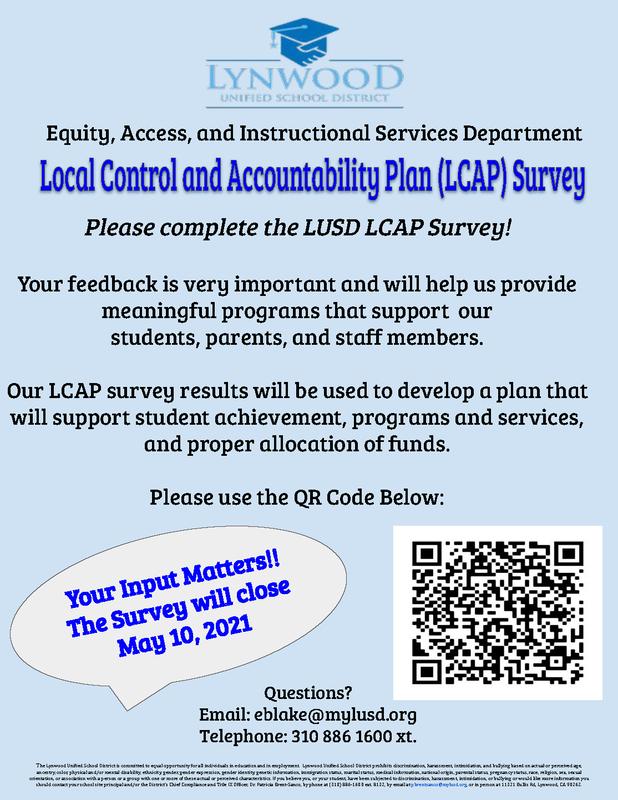 LCAP Survey Featured Photo