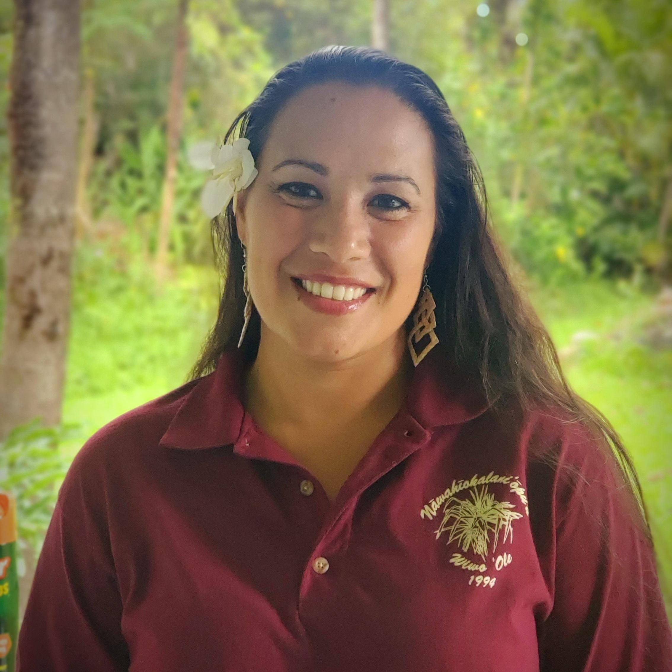 Kauʻi Kaina's Profile Photo