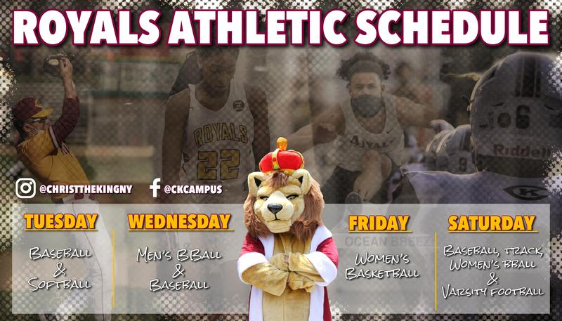 CK Sports Schedule for the Week of April 26 Featured Photo