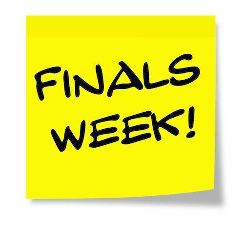 Finals Week 2019