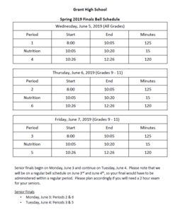 Final Exam Bell Schedule_Spring 2019.png