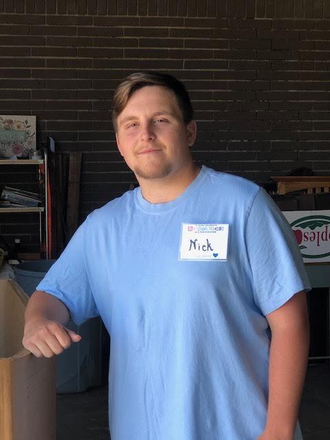NTHS Volunteer