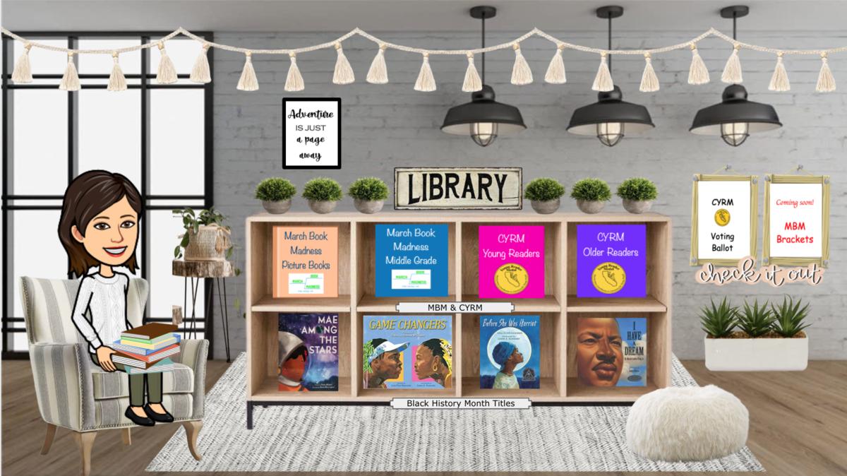 Mrs. Chon's Virtual Library
