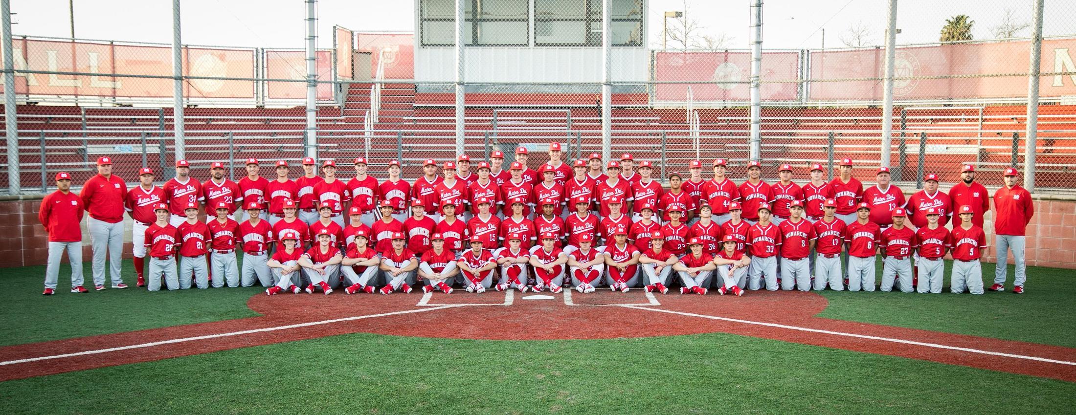 Baseball – Baseball – Mater Dei High School Athletics