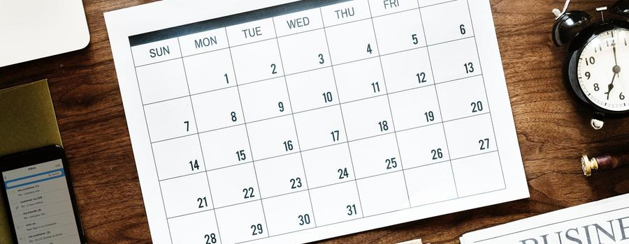 RLASD Year At A Glance Calendars