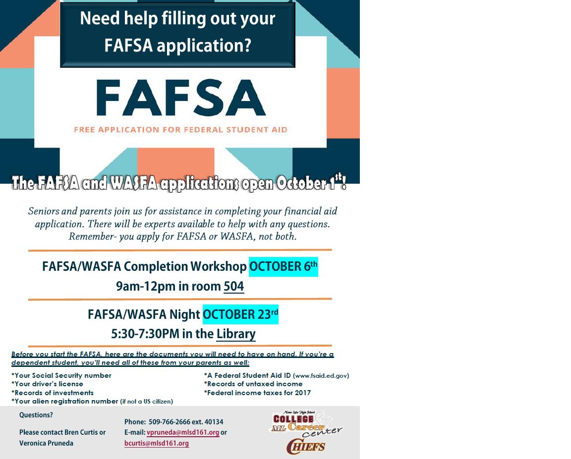 FAFSA/WASFA