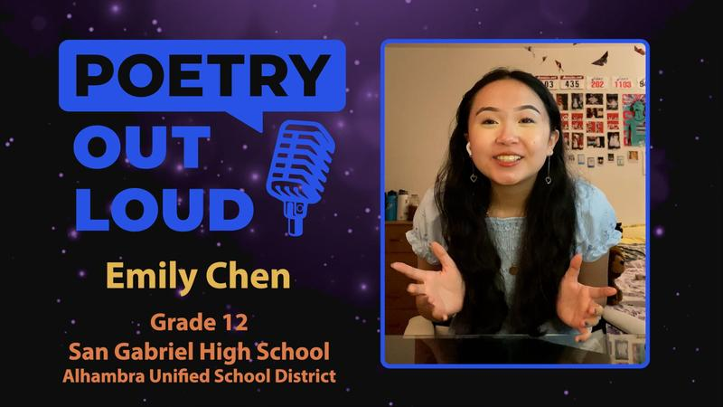 2021 Poetry Out Loud Live Event - February 25 Featured Photo