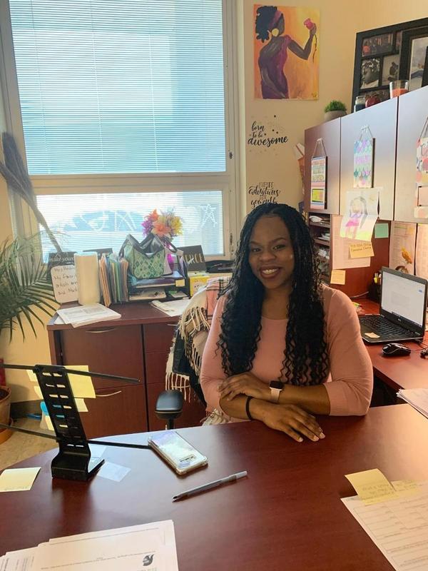 Sheena Redman - Assistant Principal