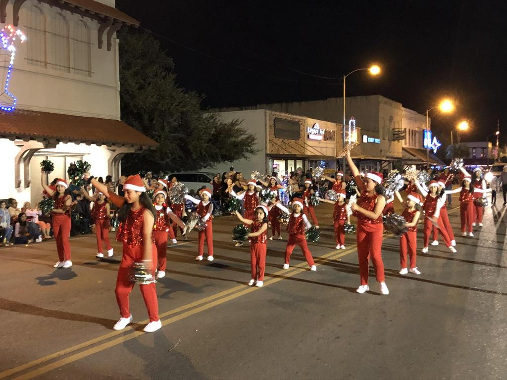 Christmas Parade Pictures