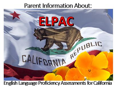 Information Regarding Summative ELPAC Testing. Featured Photo