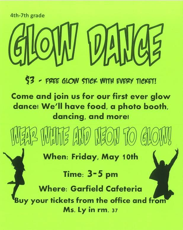 Glow Dance Featured Photo