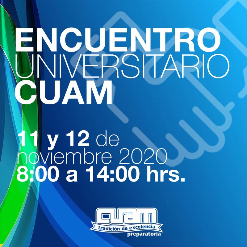 Encuentro Universitario CUAM Featured Photo
