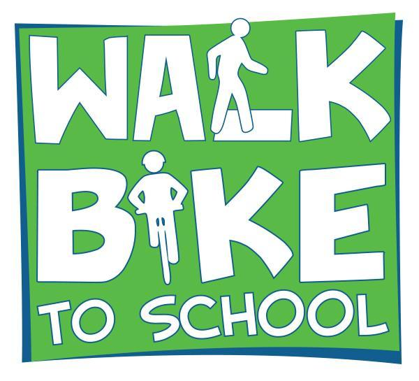 Walk/Bike/Roll to School Day: Oct. 2, 2019 Featured Photo