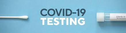 covid testing graphic