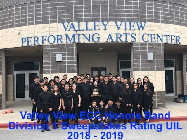 A huge CONGRATULATIONS goes out to our Mighty Tiger Band from Valley View Early College Campus! Thumbnail Image