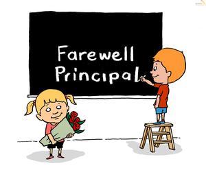 Farewell Principal