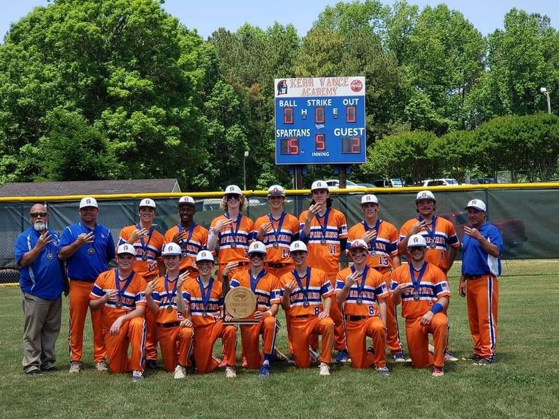 SPARTANS TAKE NCISAA 1A STATE BASEBALL TITLE! Thumbnail Image