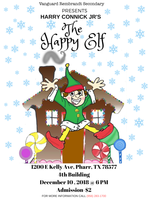 Vanguard Rembrandt Secondary Presents: Harry Connick Jr's The Happy Elf Featured Photo