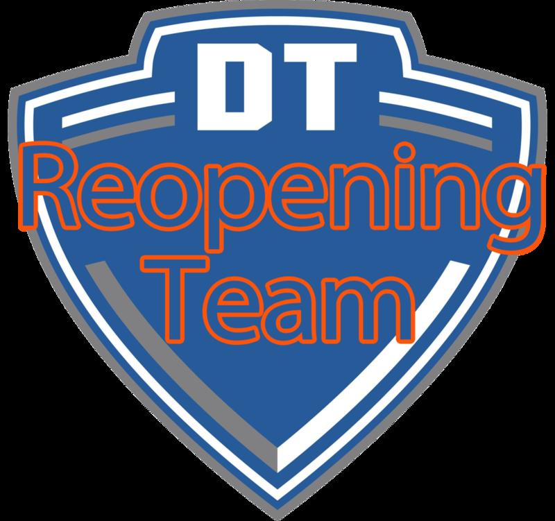 DTSD Reopening Plan Presentation 2020-2021 Thumbnail Image