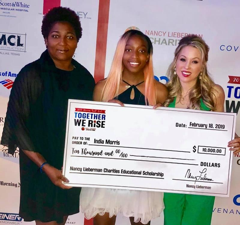 Cohen student receives$10,000 scholarship award Featured Photo