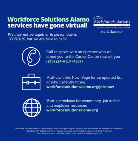 WSA goes virtual