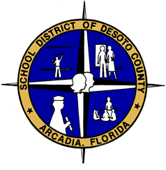 DeSoto County School District Logo