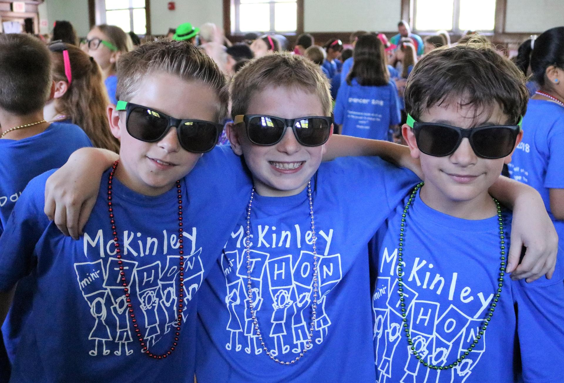 McKinley-THON raises record amount to fight childhood cancers.