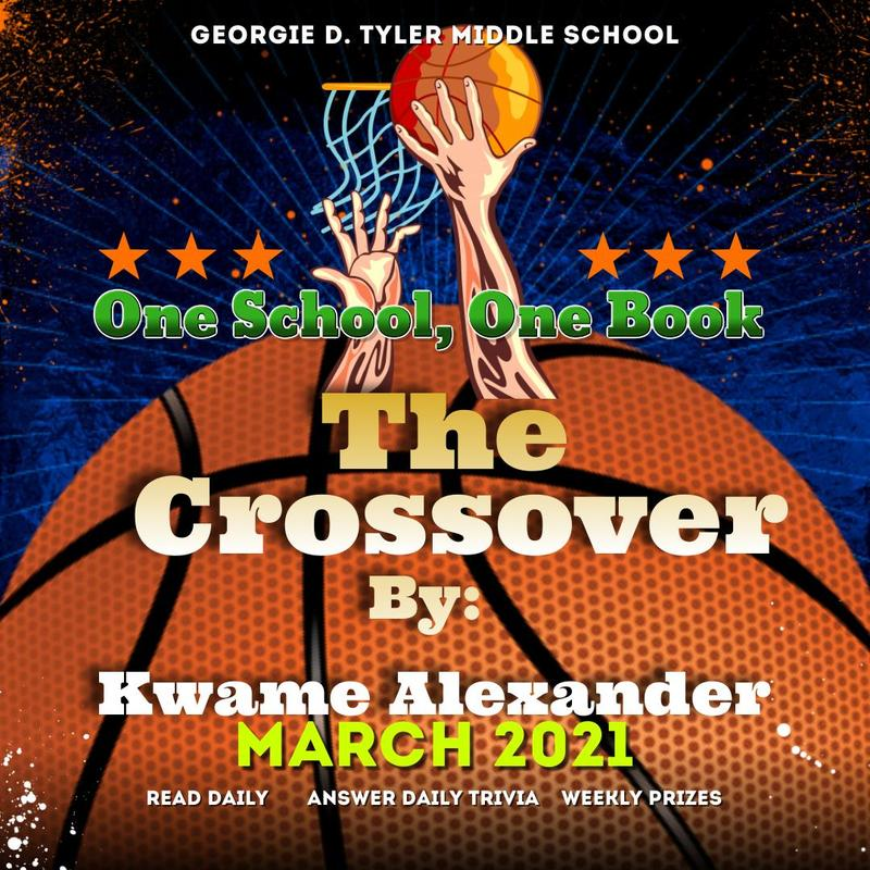 One School, One Book The Crossover by Kwame Alexander