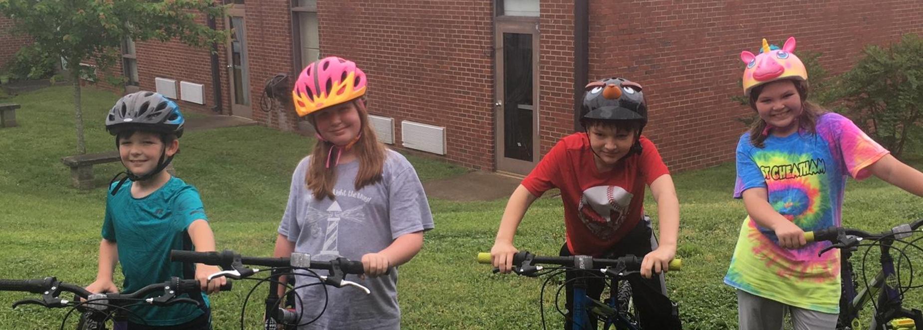 ECE Bike Riders