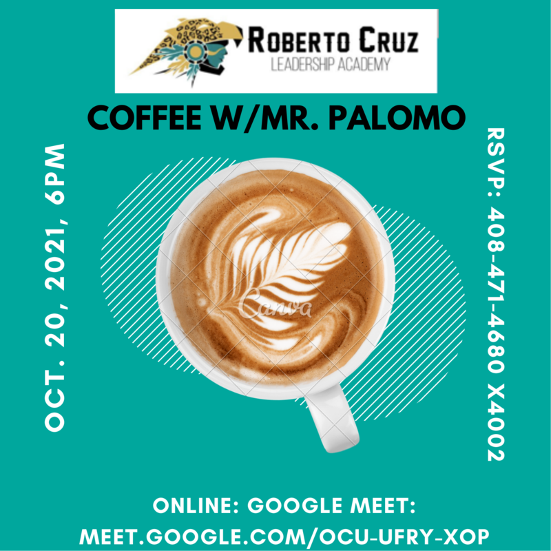 CAFECITO Oct. 20th at 6 PM Featured Photo