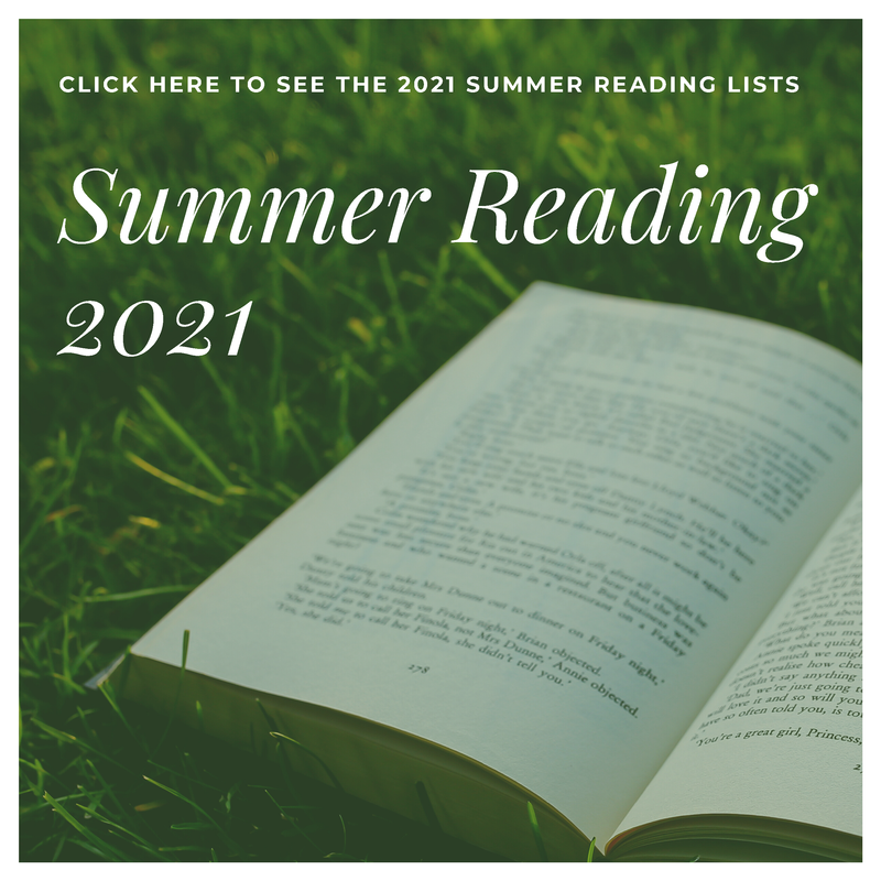 Summer 2021 Reading Lists Featured Photo